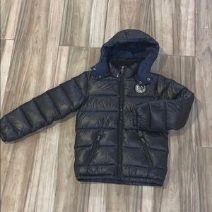NWT Boys Diesel Puffer Jacket